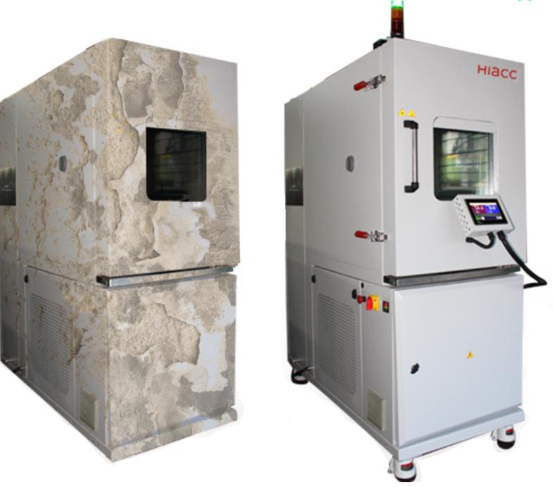 HIACC-Refurbishment _Environmental Chamber
